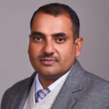 Mr. Shamsher Singh
